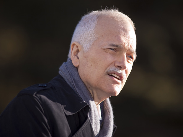 Jack Layton, passion, purpose, life and death