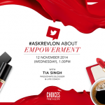 Choices by Revlon {Empowerment} – The Most Unconventional Empowering Choice I made